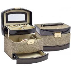 Dámska luxusná šperkovnica SP-8073/A21