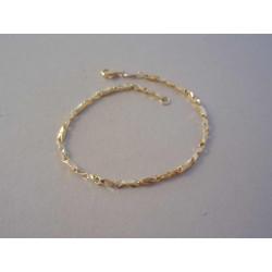 Zlatý dámsky prívesok zaujímavý tvar žlté zlato VN185312Z 14 karátov 585/1000 3,12 g