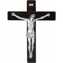 Strieborný obraz LUIGI PESARESI - Ukrižovanie