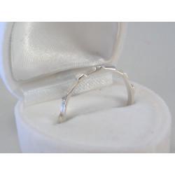 Strieborný prsteň ruženec VPS61189 925/1000 1.58g