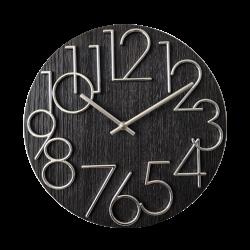 Nástenné hodiny drevené  JVD HT99.1