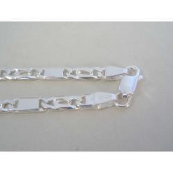 Výrazná pánska strieborná retiazka DRS551855 925/1000 18,55 g