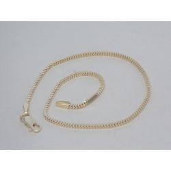 Zlatý náramok UNISEX žlté zlato DN20150Z 14 karátov 585/1000 1,50g