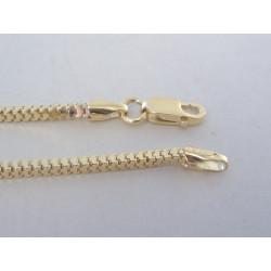 Zlatá retiazka žlté zlato DR55553Z 14 karátov 585/1000 5,53g