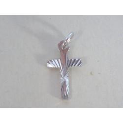 Strieborný prívesok krížik VDIS030 925/1000 0,30g