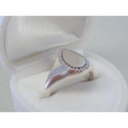 Strieborný dámsky prsteň zirkón DPS54272 925/1000 2,72g