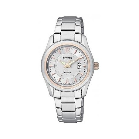 Hodinky Citizen ECO-DRIVE RING - FE1014-56A
