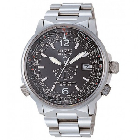 Hodinky Citizen PILOT RADIOCONTROLLED AS2031-57E