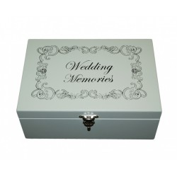 Šperkovnica svadobná WEDDING MEMORIES 633